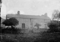 Pant-y-meibion, Llansanffraid Glynceiriog, c. 1885