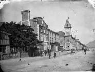 North & South Wales Bank, Porthmadog, c. 1875