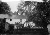 Pennant's shop, Llanbryn-mair, c. 1885