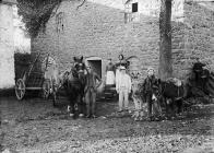 The mill, Carno, c. 1885