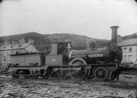 Plynlimon locomotive engine, Cambrian railway,...