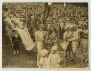 Rose Queen celebrations at Happy Valley,...