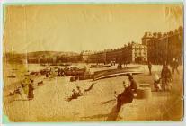 Y Parêd, Llandudno, 1870au