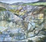 'Quarryscape, Minera' by Graham...