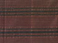 Silk linsey which was hand-woven in Bala, 1853