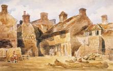 'Owain Glyndwr's Parliament House, Dolgellau'...