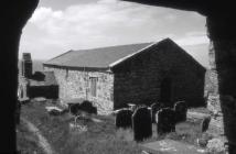 Llangelynnin Church, Merionethshire