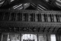 Sgrîn, Eglwys Llanegryn