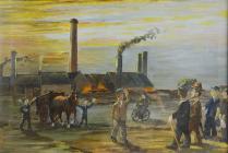 'Work Time: Davison's Old Ewloe Works...