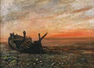'Left by the Tide' by S. Maurice...