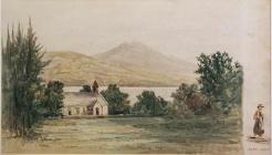 'Home of Mary Jones, Llanfihangel-y...