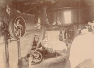 William Edwards, the fuller, and machinery at...