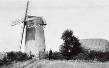The Mill at Llangoed, early 20th century