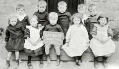Malltraeth Infant School, 1910