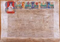 Charter of Beaumaris, 1562