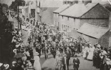 Buckley Jubilee Procession, c. 1890