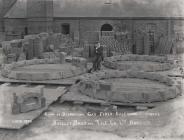 Gwaith brics Gibson, Brookhill, Bwcle, 1908