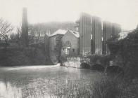 Meadow Mill, Holywell, c. 1910