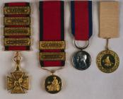 Medals awarded to Lieutenant-Colonel Henry...