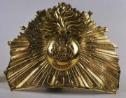 Royal Welch Fusiliers officer's fur cap...