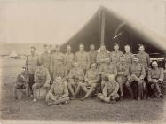 1st Royal Welch Fusiliers, South Africa, c. 1900