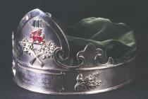Bardic Crown from Birkenhead Eisteddfod, 1931