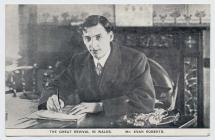 Evan Roberts, the Revivalist (1878-1951), c. 1905