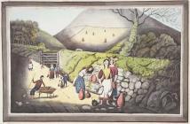 'A Fountain near Aberystwith',  yn ôl pob tebyg...