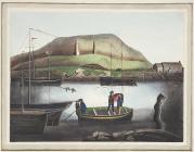 'Aberystwith Harbour', yn ôl pob tebyg gan yr...