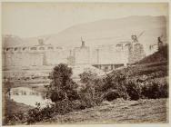 Building the Vyrnwy dam, c. 1888