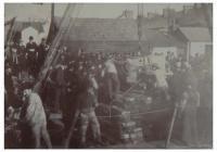 Gosod carreg sylfaen Pont Gludo Casnewydd, 8...