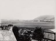 View of the Tywi Valley: taken from the Parade,...