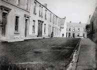 Morley Street, Carmarthen, c. 1900
