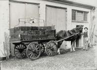 Delivering essential supplies in Carmarthen, c....