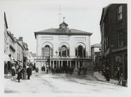 The Guildhall, Carmarthen, c. 1900