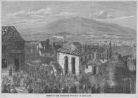 Gunpowder explosion at Bryn-Mawr, 1869