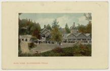 Rock Park, Llandrindod Wells, 1908