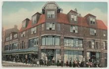 A pioneering department store, Llandrindod...