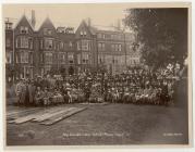 Llandrindod Wells Peace Choir, 1919