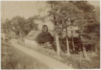 The old church at Nantgwyllt, Elan Valley, c.1895