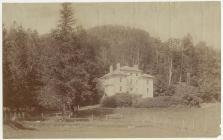 Cwm Elan House, lost to the Elan Valley dams...
