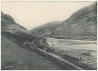 Dam building in the Elan Valley, c. 1895