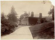Nantgwyllt house, lost to the Elan Valley dams...