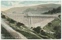 Dam building in the Elan Valley, c. 1903