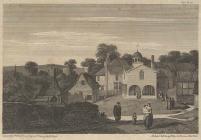 Engrafiad o Lanfair Caereinion,  1802