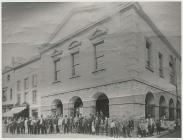 Guildhall, Brecon, c. 1880