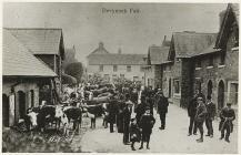 Ffair Defynnog, tua'r flwyddyn 1900