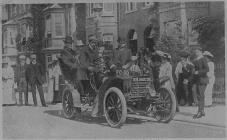 Evan Roberts yn Llandrindod, 1904