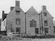 Maesmawr house, Llanddeti, c. 1960
