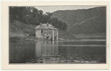 The end of Cwm Elan house, Elan Valley, 1904